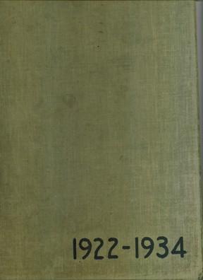 1922-1934